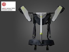 Hyundai Motor Group's Latest Exoskeleton Wearable Robot Wins Red Dot Design Award for Innovative Product