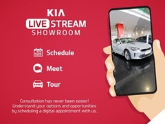 Kia launches 'Live Stream Showroom' to offer customers an innovative digital experience