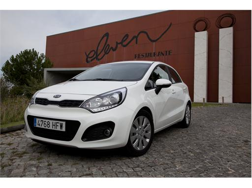 Kia Rio Best Selling Overseas Model in 2012
