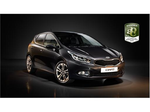 All-new Kia cee'd - ABC Award 2012 Winner