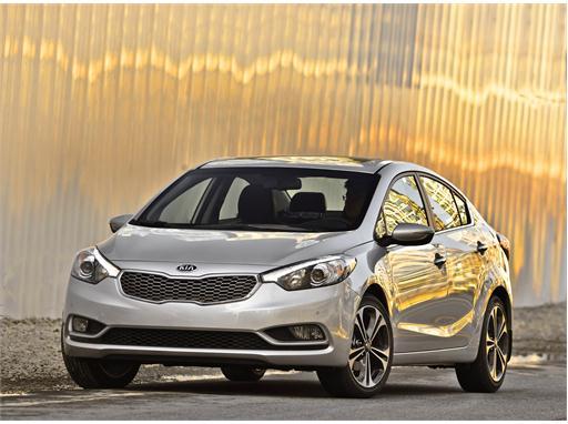 All-new Kia Cerato (Forte)