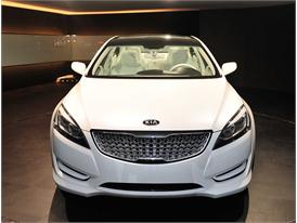 Kia KND-5 Concept Vehicle at Seoul Motor Show