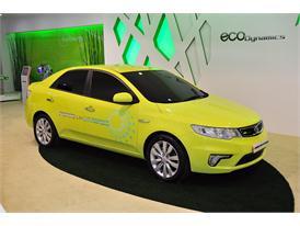 Kia Forte LPI Hybrid at Seoul Motor Show