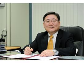 Hyoung-Keun Lee, President of Kia Motors Corporation