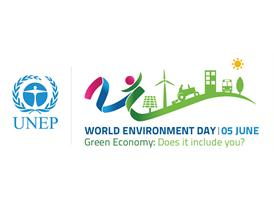 UNEP- World Environment Day Logo