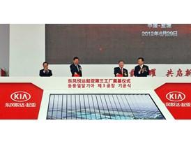 Kia Breaks Ground On Third China Plant
