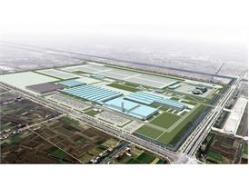 Kia China Plant
