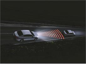 Kia Quoris Front Radar