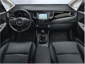 All-new Kia Carens (interior)