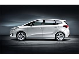 All-new Kia Carens (side)