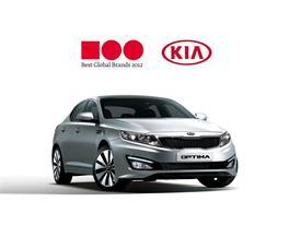 Kia Motors enters the ranks of the 'Top 100 Best Global Brands'