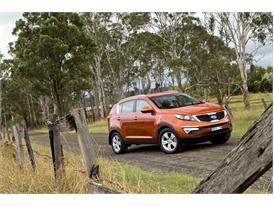 Kia Sportage SLi (Australia)