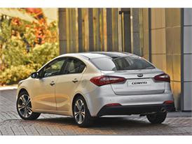 All-new Cerato (Static Rear)