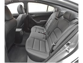 All-new Cerato (Interior Rear Seating)