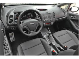 All-new Cerato (Interior Full Dash)
