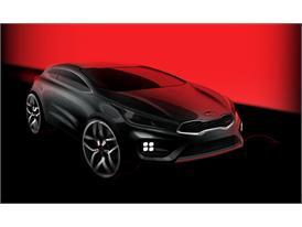 Kia pro_cee'd GT (3-door)