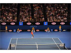 Kia Motors Major Sponsor of the Australian Open