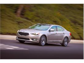Upgraded Kia Cadenza (front dynamic)