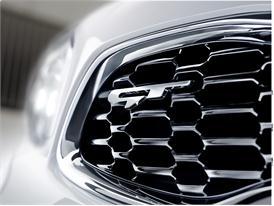 Kia pro ceed GT (grille detail)