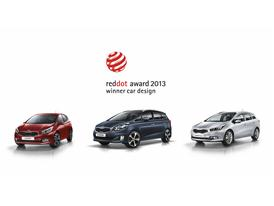 Kia red dot award 2013 Winners