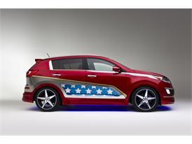 Wonder Woman Sportage
