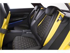 Kia CUB Concept Interior