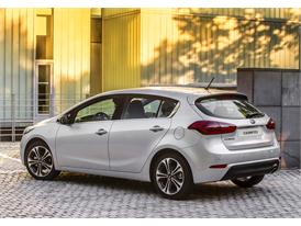 All-new Kia Cerato 5-door