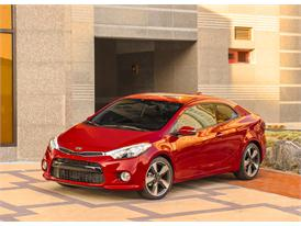 All-new Kia Cerato Koup