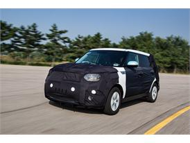 All-Electric Kia Soul 2