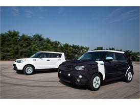 All-Electric Kia Soul 10