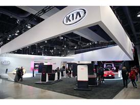 Kia Motors Showcases Future Transportation Technology at 2014 Consumer Electronics Show 1