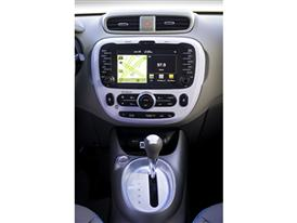 Kia Soul EV (Interior Close Up)