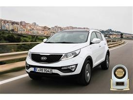 JD Power VOSS - Kia Sportage