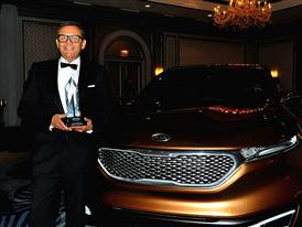 Kia Motors_Peter Schreyer EOD Lifetime Achievement Award