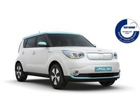 Kia Soul EV TUV Nord Certification