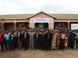 Grand Opening of New School in Malawi