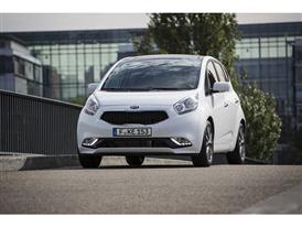 Enhanced Kia Venga - Exterior 4