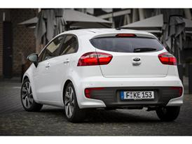 Enhanced Kia Rio - Exterior 4