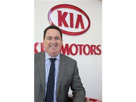 Kia Motors Australia Chief Operating Officer Damien Meredith 1