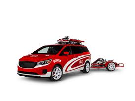 Kia at 2014 SEMA - Ultimate Karting Sedona