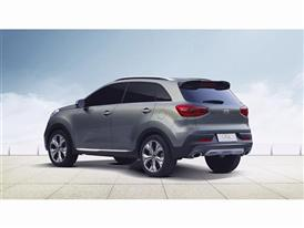 Kia KX3 Concept (rear quarter)