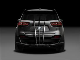 Kia X-Car (Rear)