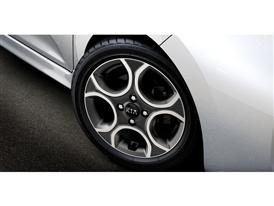 Enhanced Kia Picanto - Sports Pack 3 - 15-inch alloys