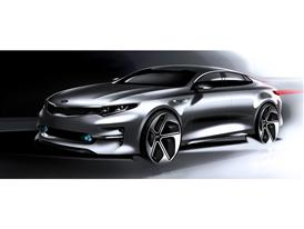 All-new Optima Rendering