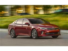 Kia 2016 Optima SX 1