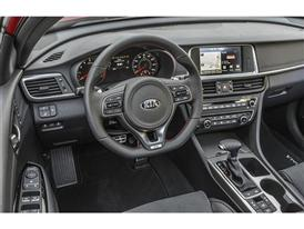 Kia 2016 Optima SX 4