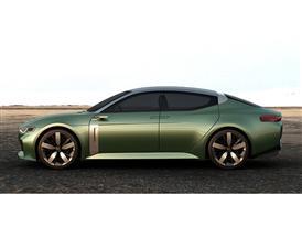 Kia Novo Concept Exterior 4