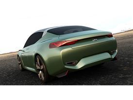 Kia Novo Concept Exterior 6