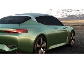 Kia Novo Concept Exterior 8
