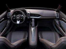 Kia Novo Concept Interior 1